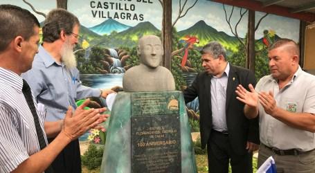 Día de Florencio del Castillo se conmemoró por primera vez