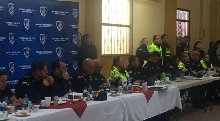 Fuerza Pública se refuerza en Cartago para combatir violencia