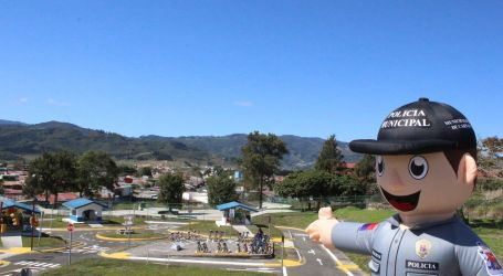 Escuela Vial Infantil Municipal cumple 4 años