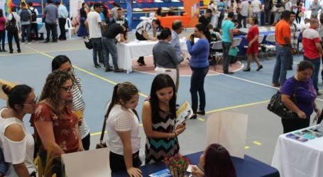Empresas ofrecerán más de 900 empleos en Expo Trabajo
