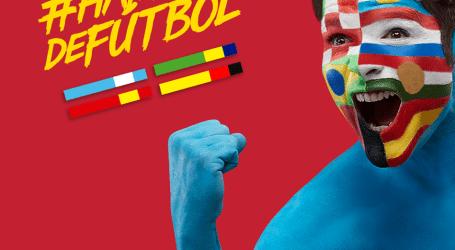 Fanáticos del futbol pueden ganar en el Mundial