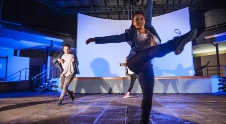 La danza contemporánea y la arquitectura llegan al Bazar San Luis