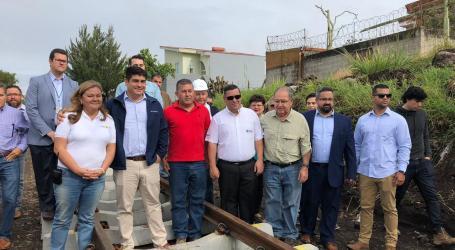 Tren llegará a Oreamuno a finales de este año
