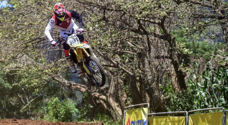 Roberto Castro alcanza su cuarto título nacional en la MX1 en la pista Los Alpinos