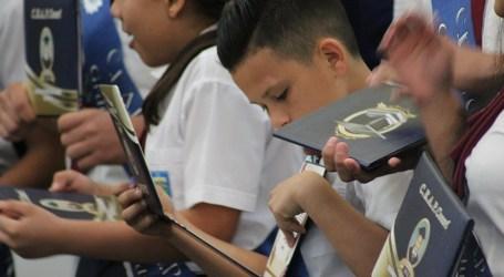 177 niños de zonas vulnerables de Cartago se graduaron en Paseo Metrópoli