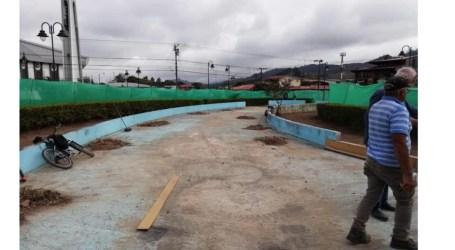 Parque de Tejar tendrá cambios en los próximos meses
