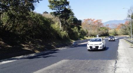 Así quedarán los trabajos en la Autopista Florencio de Castillo