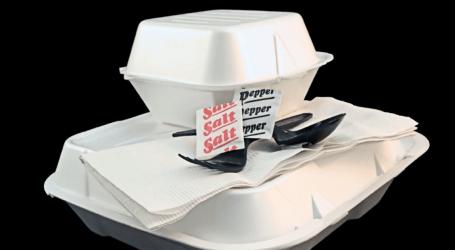 Supermercado elimina el uso de bandejas de estereofón
