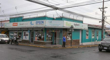 Conozca una de las primeras tiendas de computadoras en Cartago