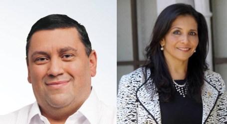 2 figuras políticas pelearán candidatura del PLN en Cartago