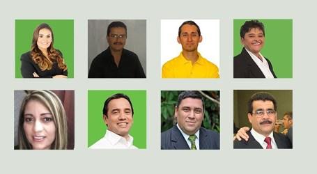 Estos son los alcaldes y alcaldesas que buscan la reelección en Cartago