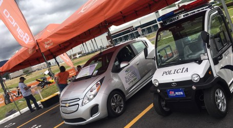 Feria de vehículos amigables con el ambiente se realiza en Cartago