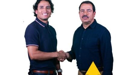 Reconocido futbolista cartaginés le da apoyo a candidato a alcalde