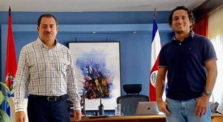 Municipalidad de Cartago y «Chiqui» Brenes, juntos, para evitar violencia en barrios