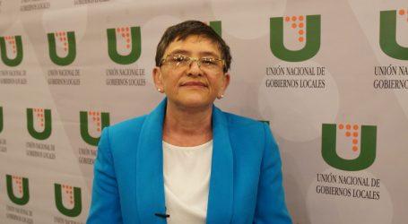 Cartaginesa asume vicepresidencia de la Unión de Gobiernos Locales