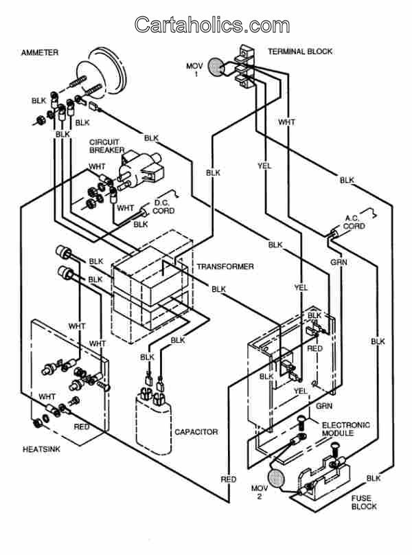Diagram 98 Ez Go Wiring Diagram Free Electrical Wiring Diagram Paul