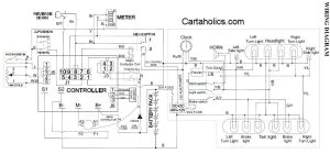 Fairplay Golf Cart Wiring Diagram 2009 | Cartaholics Golf