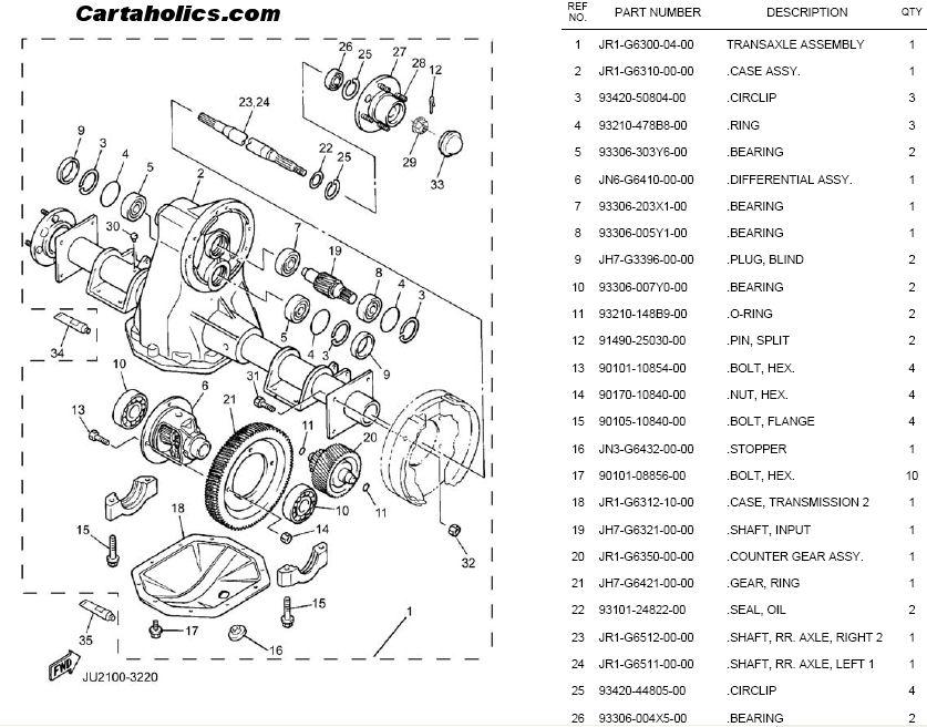 Yamaha G5 Golf Cart Wiring Diagram : G yamaha golf c wiring diagram cars