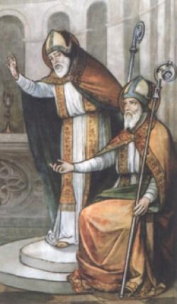 sveti Agapij, Sekundin in tovariši - škofa in mučenci iz Cirte