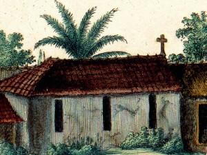 Capela do engenho Cunhaú