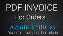 Pdf Invoice pro for Opencart