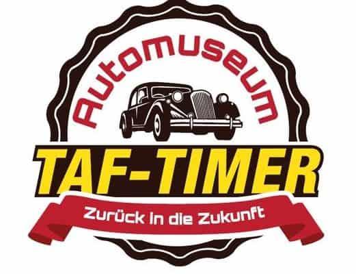 Logo, TAF-TIMER-Automuseum, Villach