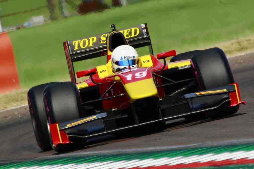 2020 CAR Team Ferlach Hoeher Chris Imola Rennen Boss Serie 1