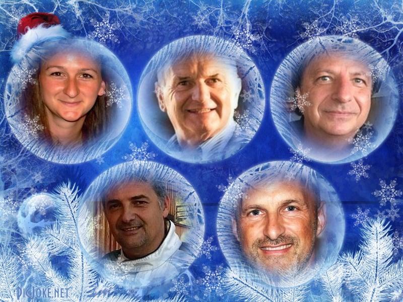 CAR Team Ferlach, Weihnachtswünsche 2020, GUSTAV MOSTETSCHNIG, OBMANN / MARK STROHECKER, SCHRIFTFÜHRER / MICHAEL HOI, SCHRIFTFÜHRER STELLVERTRETER / LISA MOSTETSCHNIG, KASSIERIN / PETER MOSER; KASSIER STELLVERTRETER