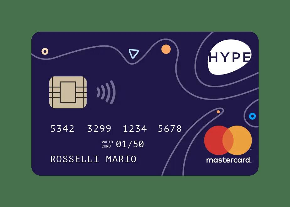 Carta Hype La Recensione Della Carta Di Credito Prepagata