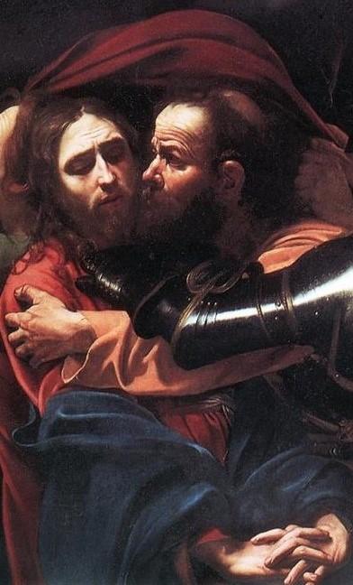 PRESA DI CRISTO NELL'ORTO 1 - Copia