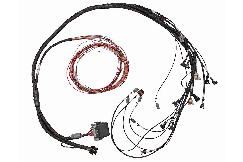 Elite 950 Gm Gen Iv Ls2 Amp Ls3 Non Dbw Terminated Harness