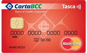 Carta prepagata CartaBBC Tasca