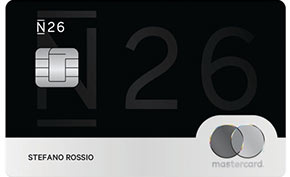 Carta Conto N26 Black Mastercard La Recensione