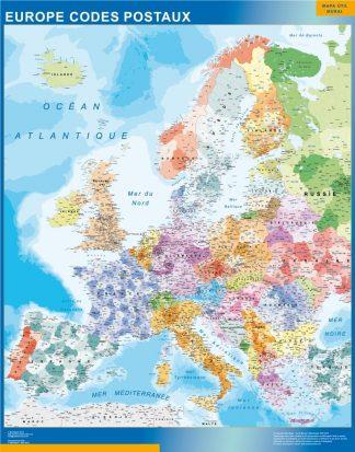 cartes france et le monde plastifiees