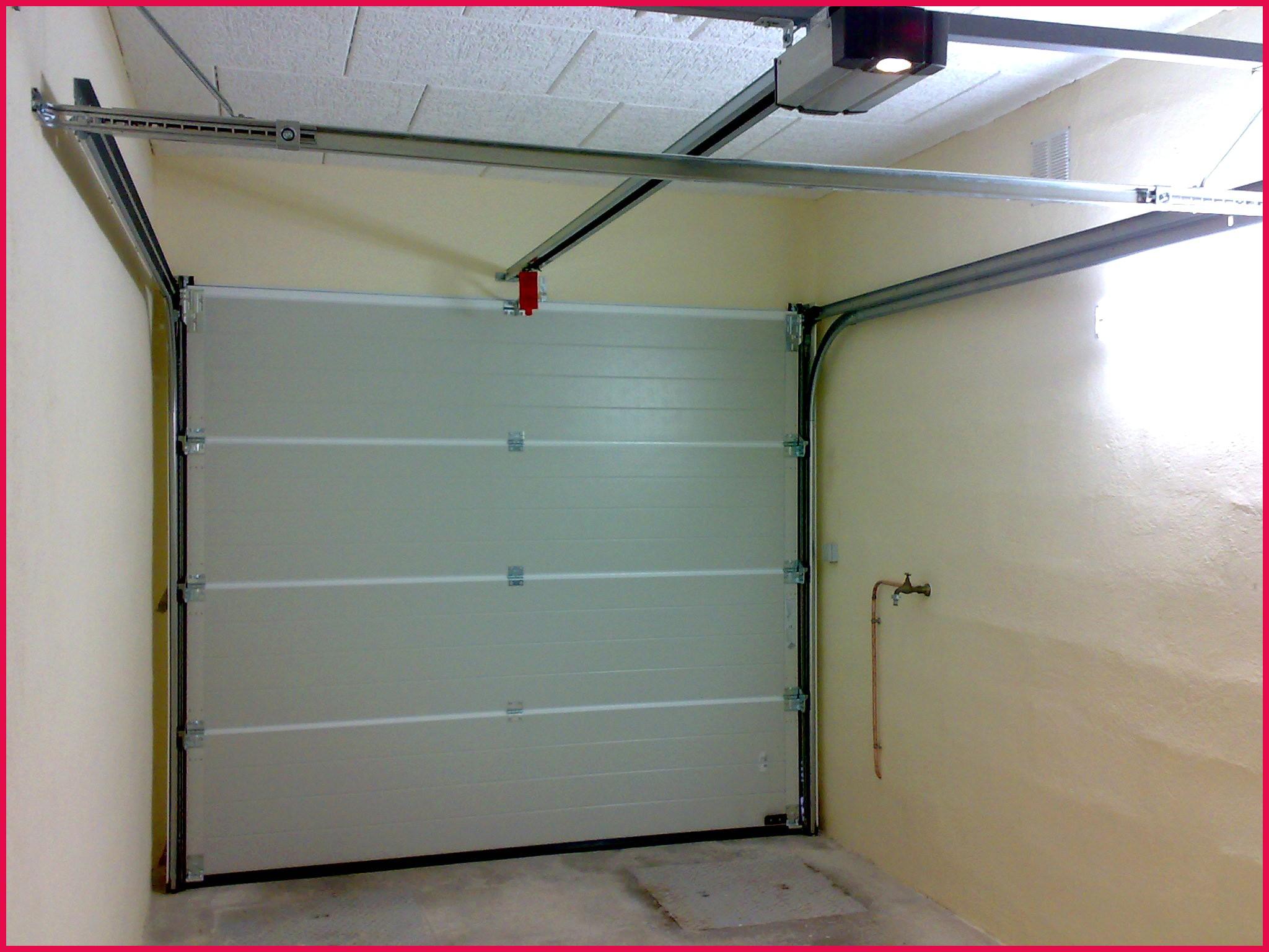 Montage Porte De Garage Basculante Motorisee Deportedd