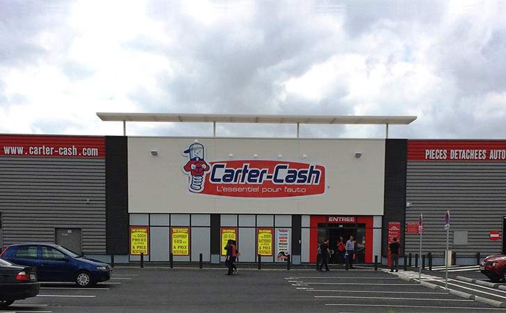 ouverture d un carter cash a longueau