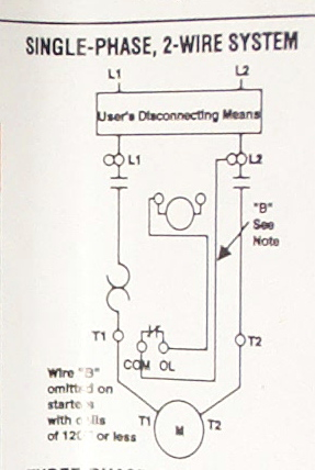 220v Single Phase Motor Wiring Diagram on 208 3 phase motor wiring