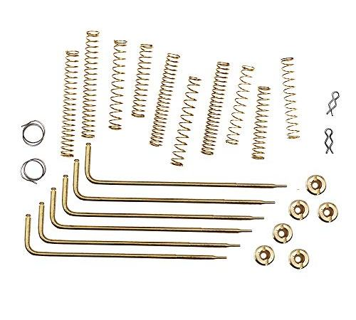 KIPA Carburetor Calibration Tuning Kit For Edelbrock CFM 1400 1404
