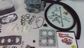 KIPA Carburetor for Weber 32/36 DGV DGEV Electric choke Fit Toyota