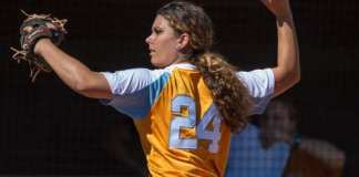 Lady Vols Softball