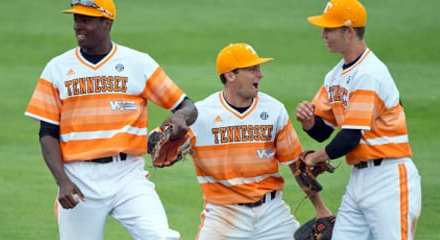 Tennessee baseball headed to SEC Tournament