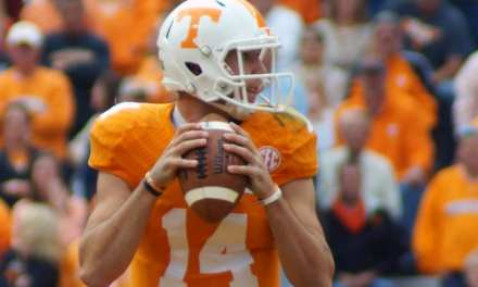 Vol Reports: Worley named Tennessee starter