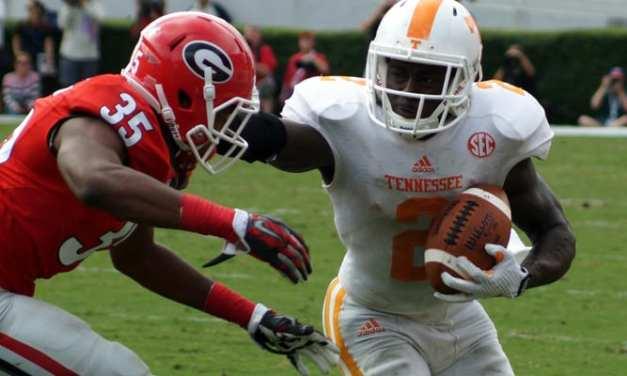Vols sees hard fought effort fall short at Georgia
