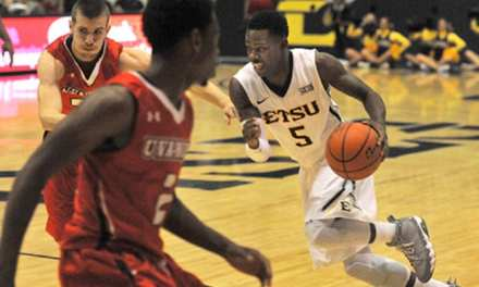 Offensive outburst powers Bucs past UVa.-Wise, 111-66