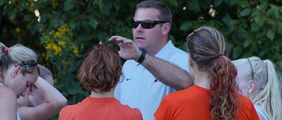 Coaching Spotlight: Milligan's Chris Layne