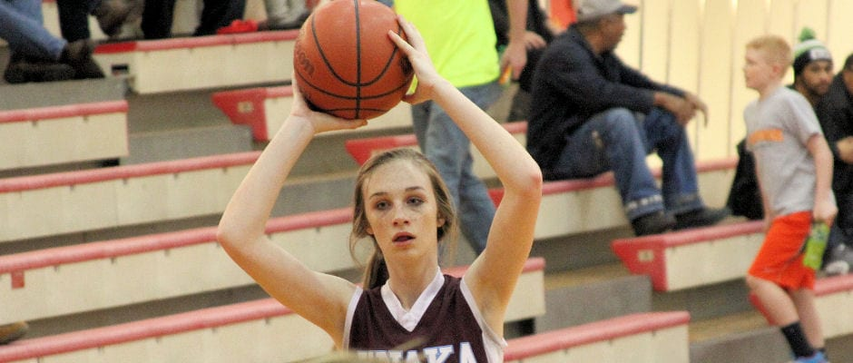 Lady Rangers unable to keep pace with Indians