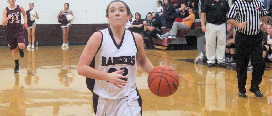 Lady Rangers dismiss Johnson County