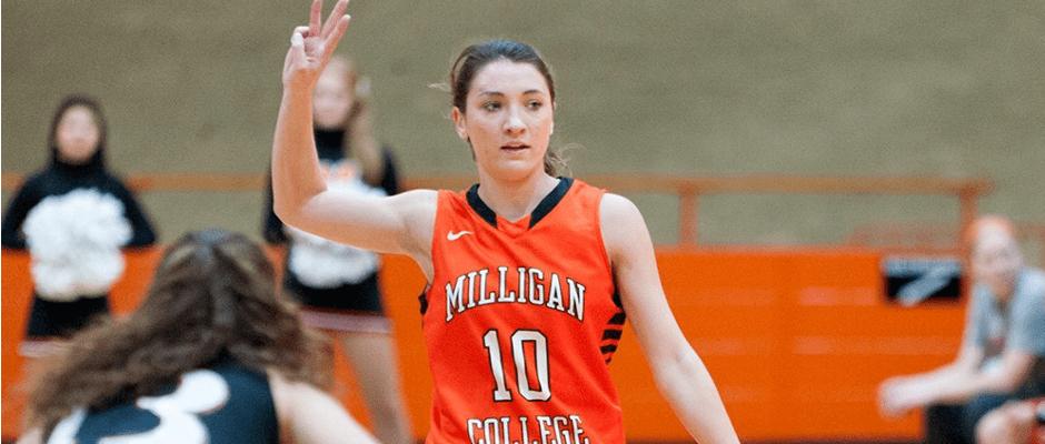 Milligan basketball