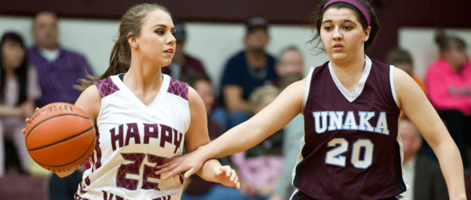 Johnson, Lady Warriors dispatch Unaka