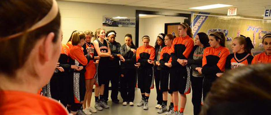 Thank you Lady Cyclones